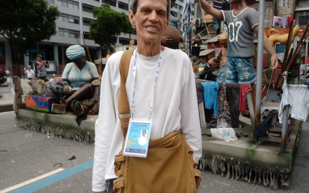 ENTREVISTA COM DJALMA FALCÃO PRESIDENTE DA UNIÃO DA ILHA, 23/02/2020