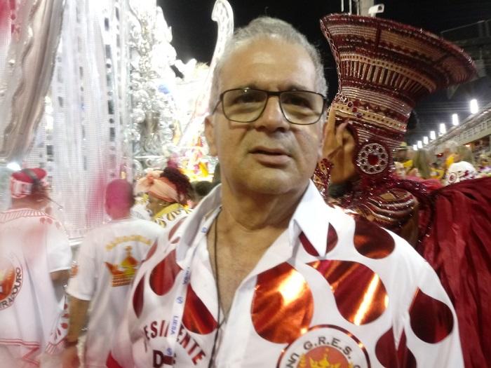 UNIDOS DO VIRADOURO, CARNAVAL 2020: ÁUDIO DO SAMBA NA AVENIDA