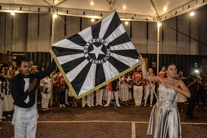 DE CASA NOVA, BOTAFOGO SAMBA CLUBE INICIA TEMPORADA DE ENSAIOS PARA O CARNAVAL NA SEXTA-FEIRA, (17)