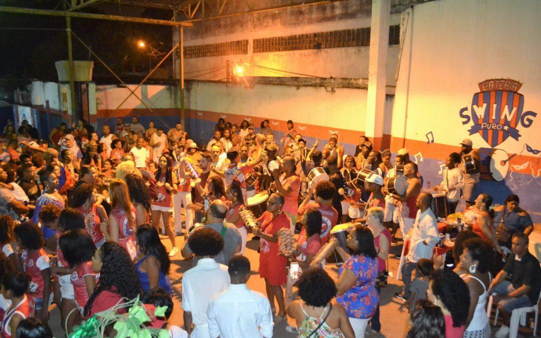 VIGÁRIO GERAL INICIA ENSAIOS TÉCNICOS NO PARQUE MADUREIRA NESTE SÁBADO,11