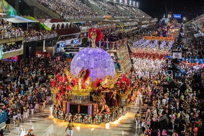 ÁUDIOS DAS ESCOLAS DE SAMBAS SAPUCAÍ 2019: UNIDOS DO VIRADOURO, SÃO CLEMENTE E UNIÃO DA ILHA