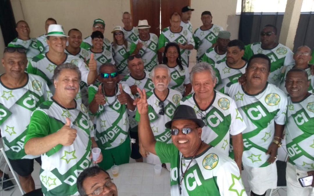 ALA DE COMPOSITORES DA MOCIDADE INDEPENDENTE DE PADRE MIGUEL REALIZA FESTIVAL DE SAMBA DE QUADRA