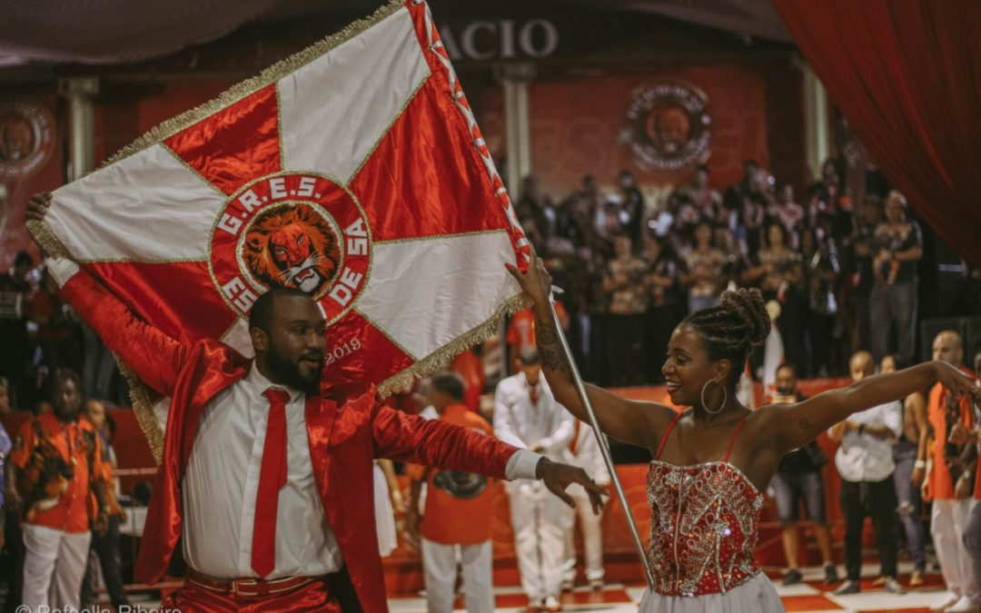 ESTÁCIO DE SÁ REALIZA FINAL DE SAMBA-ENREDO NESTE SÁBADO (12 )