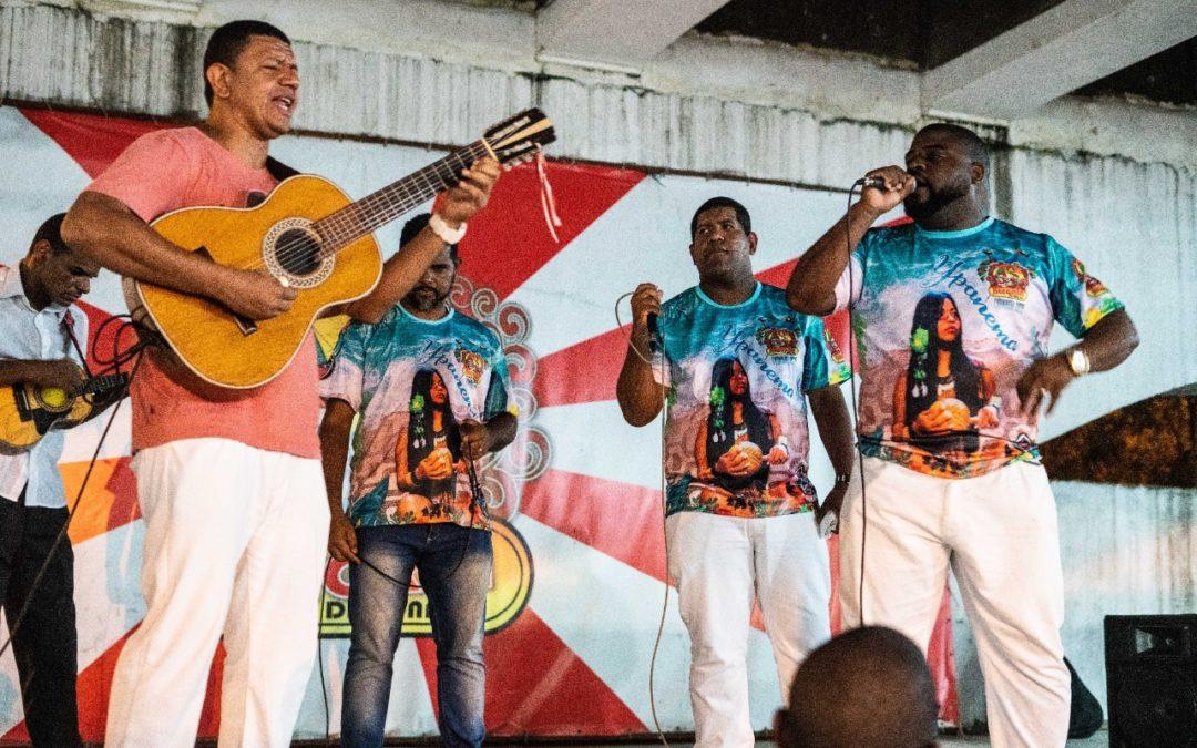 ALEGRIA DA ZONA SUL DEFINE SEU SAMBA EM GRANDE FESTA NO DIA 10/11