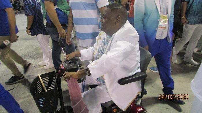 UNIDOS DA VILA ISABEL, CARNAVAL 2020: ÁUDIO DO SAMBA NA AVENIDA