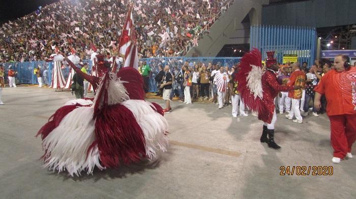 ACADÊMICOS DO SALGUEIRO, CARNAVAL 2020: ÁUDIO DO SAMBA NA AVENIDA