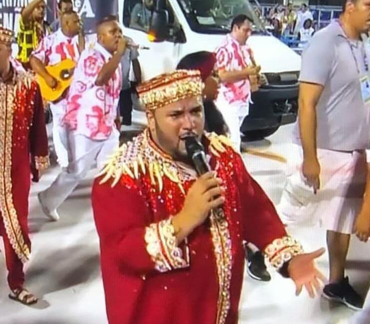"""""""DEIXA FLUIR!"""" LEANDRO SANTOS ASSUME O CARRO DE SOM DA UNIDOS DA PONTE"""