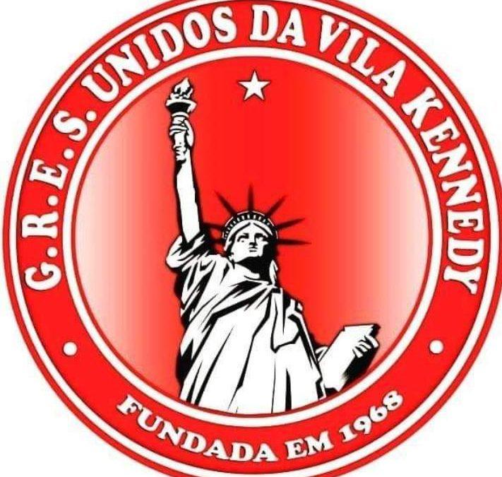 VILA KENNEDY REFORÇA CARRO DE SOM E CASAL DE MESTRE-SALA E PORTA-BANDEIRA