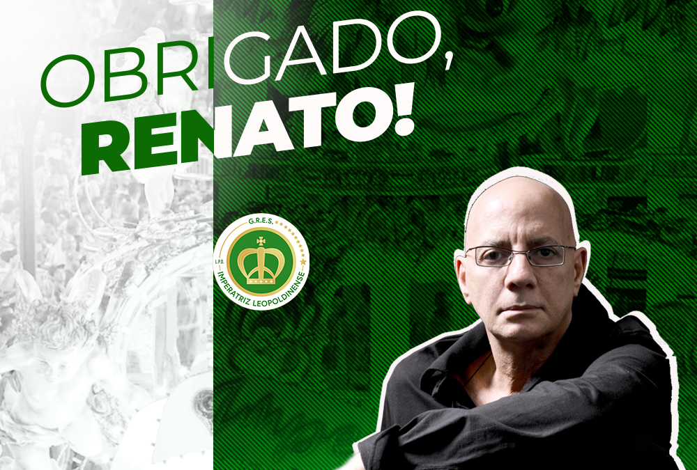IMPERATRIZ ANUNCIA SAÍDA DO COREÓGRAFO DA COMISSÃO DE FRENTE DEVIDO CONFLITOS NA AGENDA
