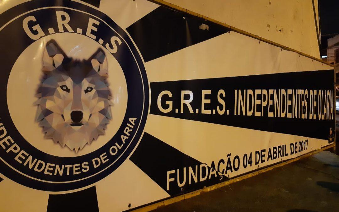 SEMIFINAL DA DISPUTA DE SAMBA DA INDEPENDENTES DE OLARIA CORRE SÁBADO,31