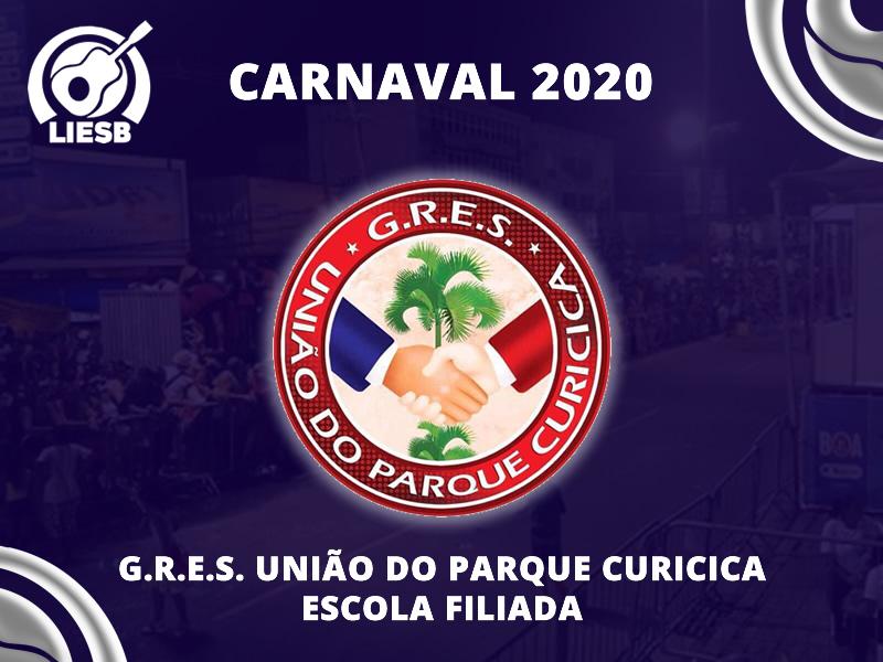 LIESB RECEBE CARTA DE FILIAÇÃO DA UNIÃO DO PARQUE CURICICA