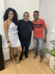 INOCENTES REALIZARÁ AUDIÇÃO DE PASSISTAS COM CELEBRIDADES DO SAMBA