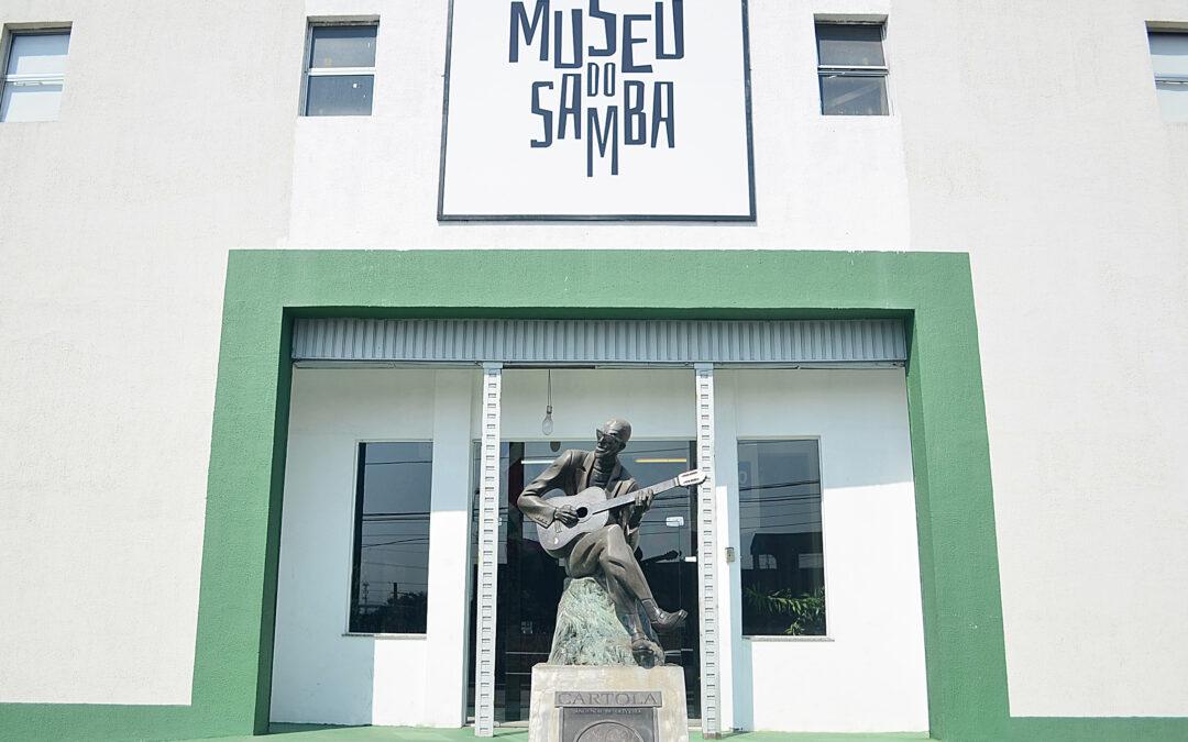MUSEU DO SAMBA PROPÕE QUE PREFEITURA FAÇA ATO SIMBÓLICO NA SAPUCAÍ, DURANTE O CARNAVAL ,COM BAIANAS