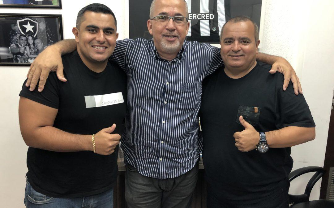 SAULO TINOCO RETORNA A DIREÇÃO DE CARNAVAL DA INOCENTES
