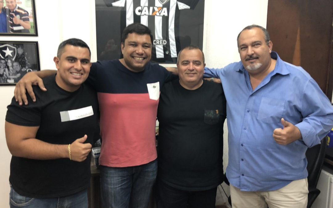 JANSEM E CARIM ASSUMEM O COMANDO DA HARMONIA DA INOCENTES