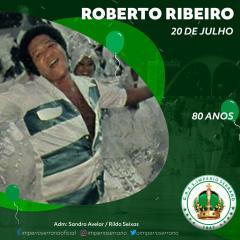 IMPÉRIO sERRANO REALIZA LIVE COM SALGUEIRO EM HOMENAGEM A ROBERTO RIBEIRO NO PRÓXIMO DOMINGO