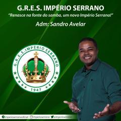 DISCURSO DE POSSE DO SANDRO AVELAR, NOVO PRESIDENTE DO G.R.E.S IMPÉRIO SERRANO