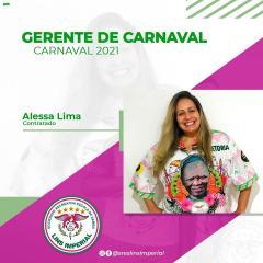 LINS IMPERIAL APRESENTA GERENTE DE CARNAVAL